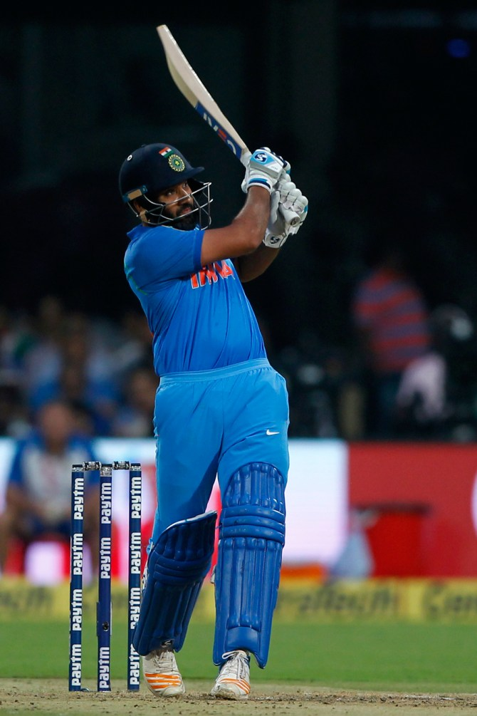 Rohit Sharma half-century India Australia cricket