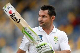 Dean Elgar South Africa Bangladesh cricket