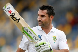 Dean Elgar South Africa Bangladesh cricket