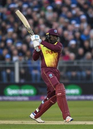 Chris Gayle West Indies Test cricket