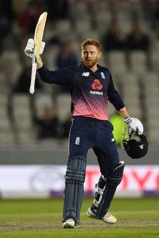 Jonny Bairstow hundred England West Indies cricket