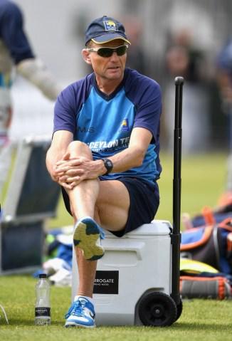 Graham Ford Ireland head coach cricket