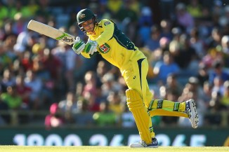Peter Handscomb Australia India ODI cricket