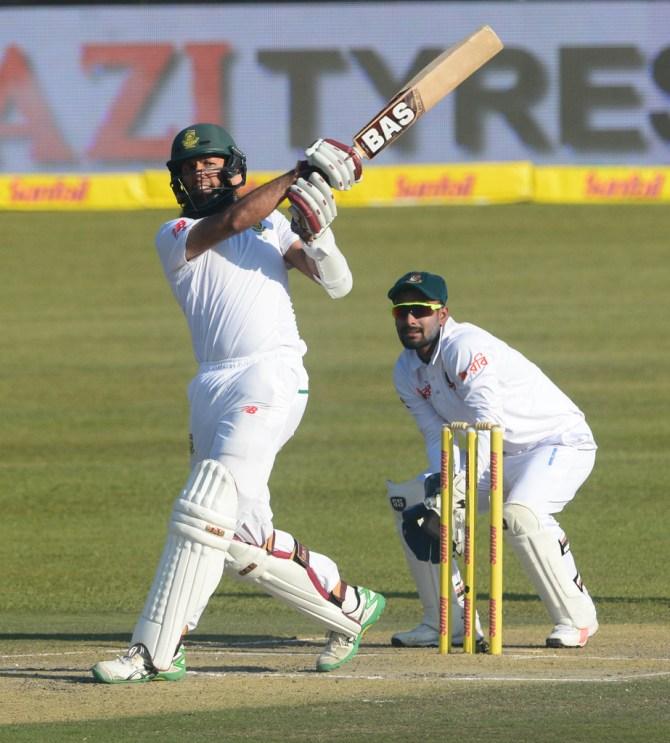 Hashim Amla South Africa Bangladesh cricket