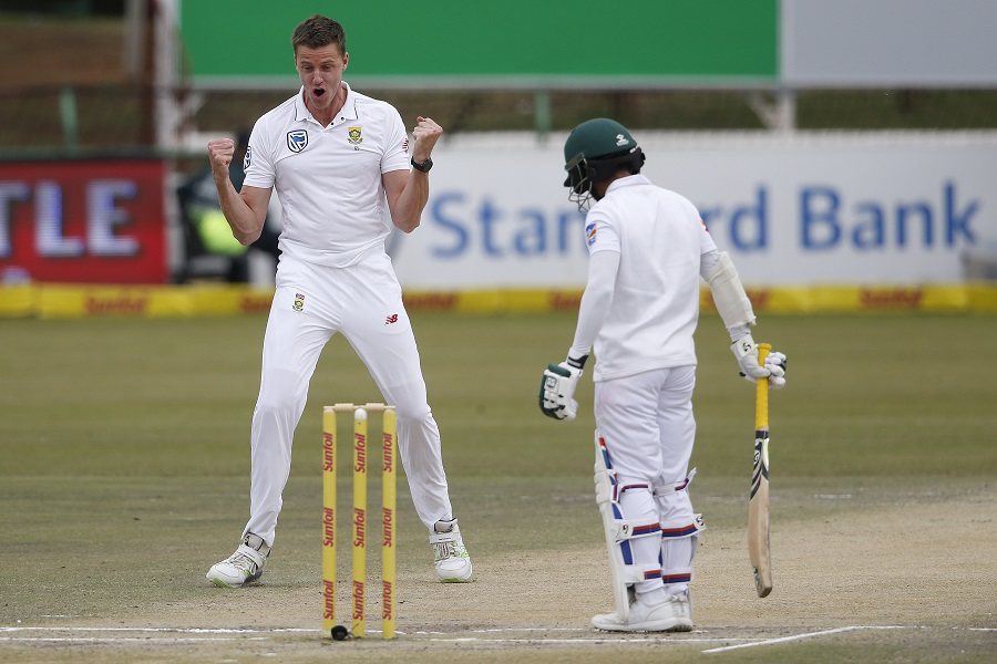 South Africa on top with 230-run lead over Bangladesh