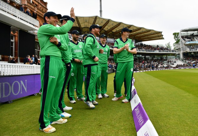 Ireland Pakistan Test cricket