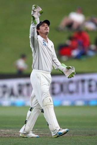 BJ Watling New Zealand West Indies cricket