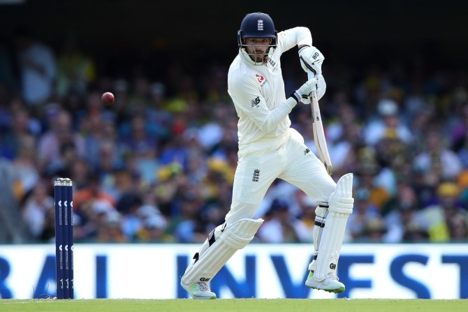 James Vince fifty England Australia Ashes cricket