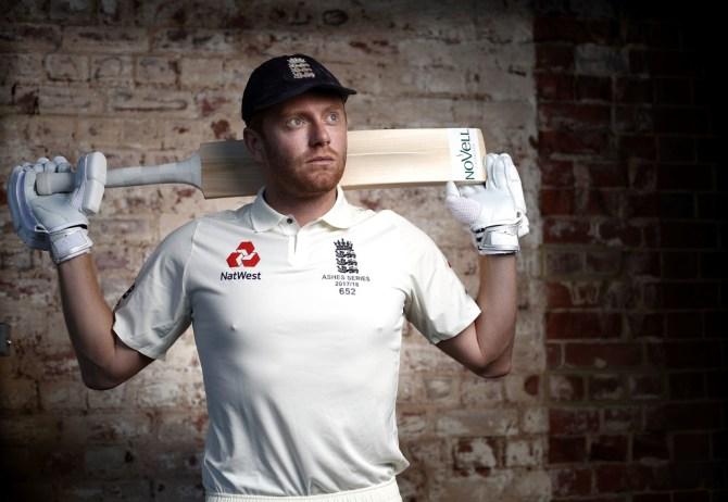 Jonny Bairstow England 100 Tests cricket