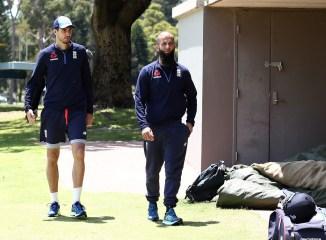 Moeen Ali Steven Finn England warm-up match Western Australia XI Ashes cricket
