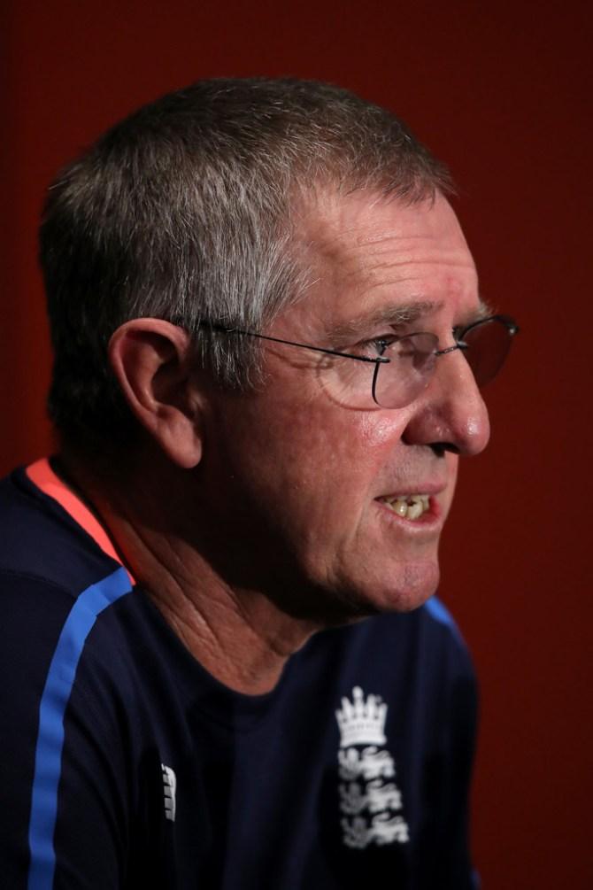 Trevor Bayliss Jonny Bairstow headbutt England Ashes cricket
