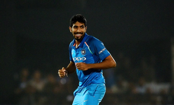 Jasprit Bumrah India South Africa Test cricket