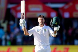 Aiden Markram century South Africa Zimbabwe cricket