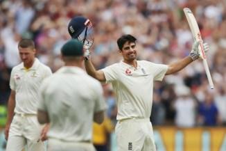 Alastair Cook double hundred Australia England Ashes cricket