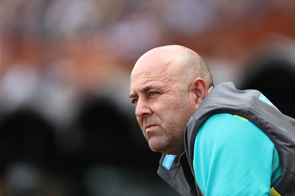 Australia coach Darren Lehmann to step down after 2019 Ashes
