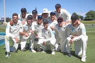 Neil Wagner New Zealand West Indies 2-0 win cricket