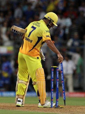 MS Dhoni IPL corruption betting scandal Chennai Super Kings cricket