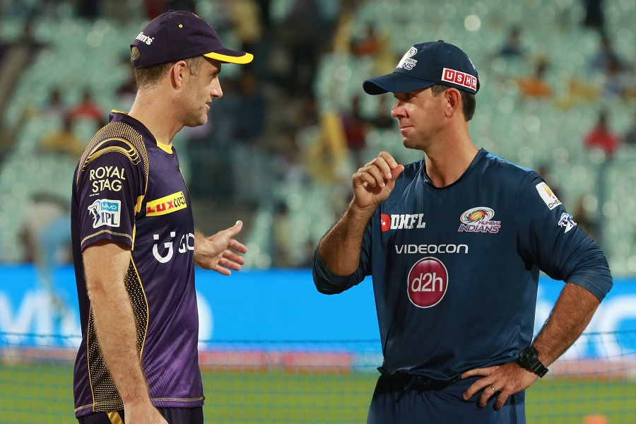 Ponting takes up new coaching role