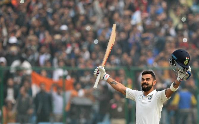Virat Kohli ICC Cricketer of the Year Captain of the Year ODI Cricketer of the Year India cricket