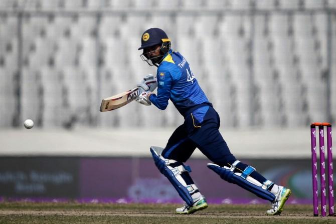 Upul Tharanga fifty Sri Lanka Bangladesh ODI tri-series final cricket