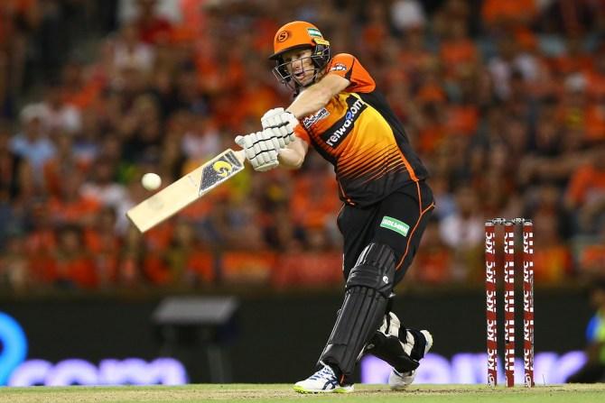 Adam Voges 56 Perth Scorchers Adelaide Strikers BBL cricket