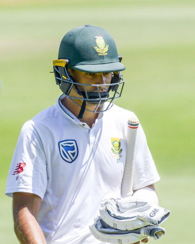 Aiden Markram left quadricep strain South Africa India cricket