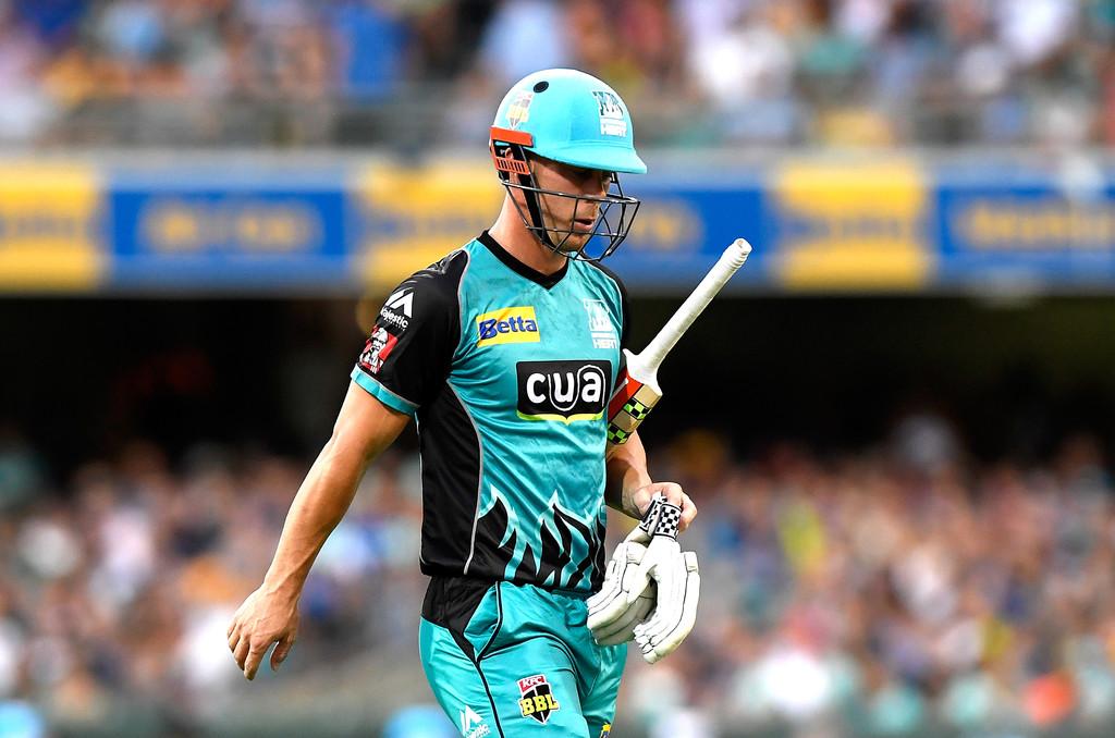 Australia's Chris Lynn out of England ODI series