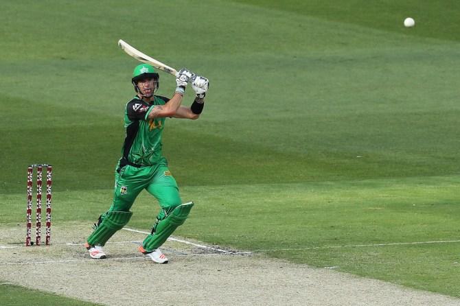 Kevin Pietersen 46 Melbourne Stars Hobart Hurricanes BBL cricket