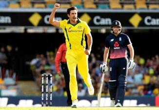 Mitchell Starc new ball impact Australia England ODI series cricket