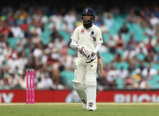 Moeen Ali struggle Ashes Australia England ODI series cricket