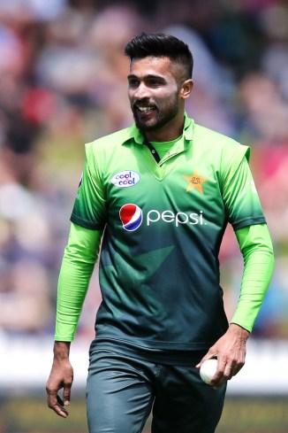 Yasir Arafat Mohammad Amir New Zealand ODI series cricket