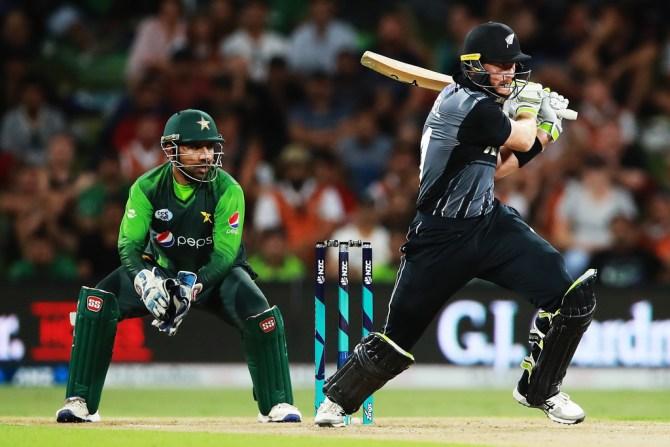 Martin Guptill 59 New Zealand Pakistan 3rd T20 cricket