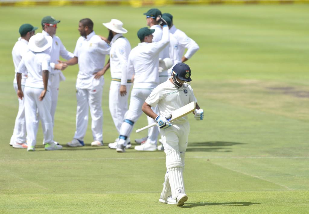 India must be hard on themselves: Kohli