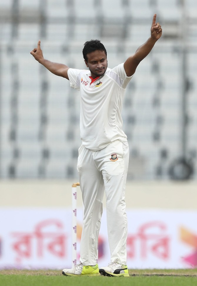 Shakib Al Hasan ruled out 1st Test Bangladesh Sri Lanka cricket