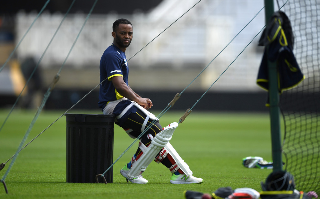 Bavuma out with broken finger