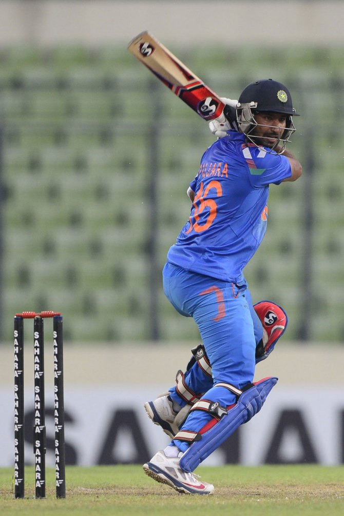 Cheteshwar Pujara limited overs career not over India cricket