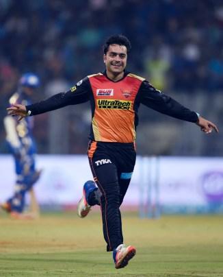 Rashid Khan Sunrisers Hyderabad Indian Premier League IPL cricket