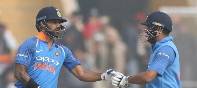 Shikhar Dhawan Rohit Sharma bounce back poor form India South Africa cricket
