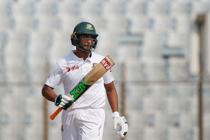 Mahmudullah 83 Bangladesh Sri Lanka 1st Test Day 2 cricket