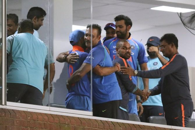Ravi Shastri praise India 5-1 series win South Africa ODI cricket