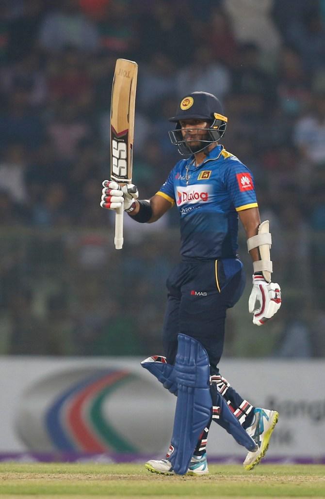 Kusal Mendis 70 Bangladesh Sri Lanka 2nd T20 Sylhet cricket