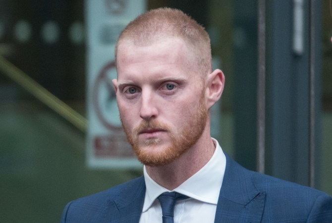 Ben Stokes pleads not guilty affray Bristol Magistrates' Court England cricket