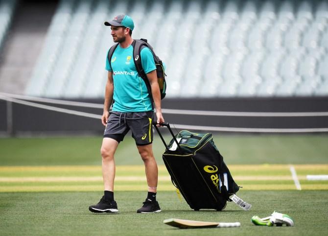 Chadd Sayers Jackson Bird hamstring injury Test squad Australia South Africa cricket
