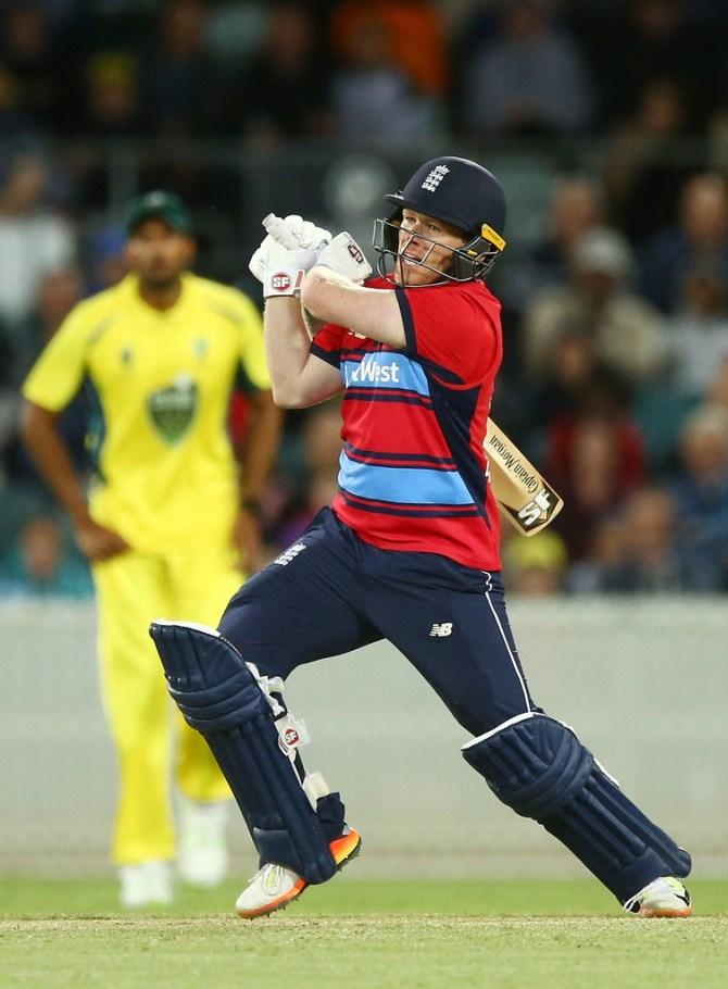 Eoin Morgan big fan T20 tri-series Australia New Zealand cricket