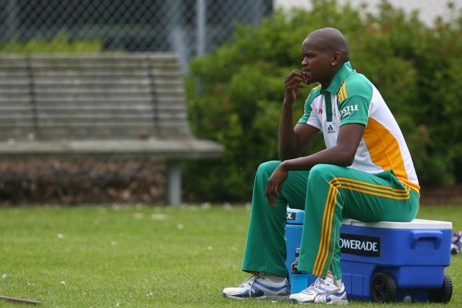 Lonwabo Tsotsobe music DJ South Africa cricket