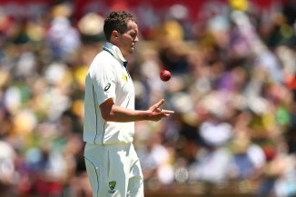 Peter Siddle Australia England 2019 Ashes series cricket