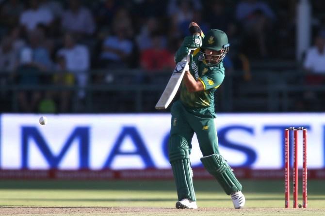 JP Duminy captain South Africa T20 series India cricket
