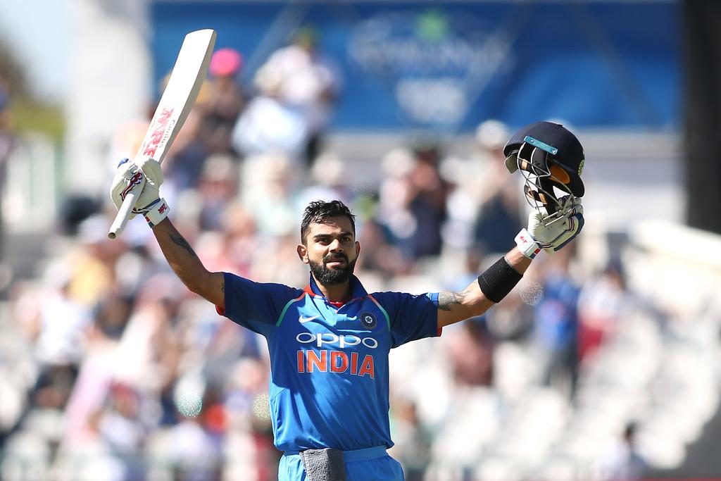 Virat Kohli wallops 160* as India extend series lead to 3-0