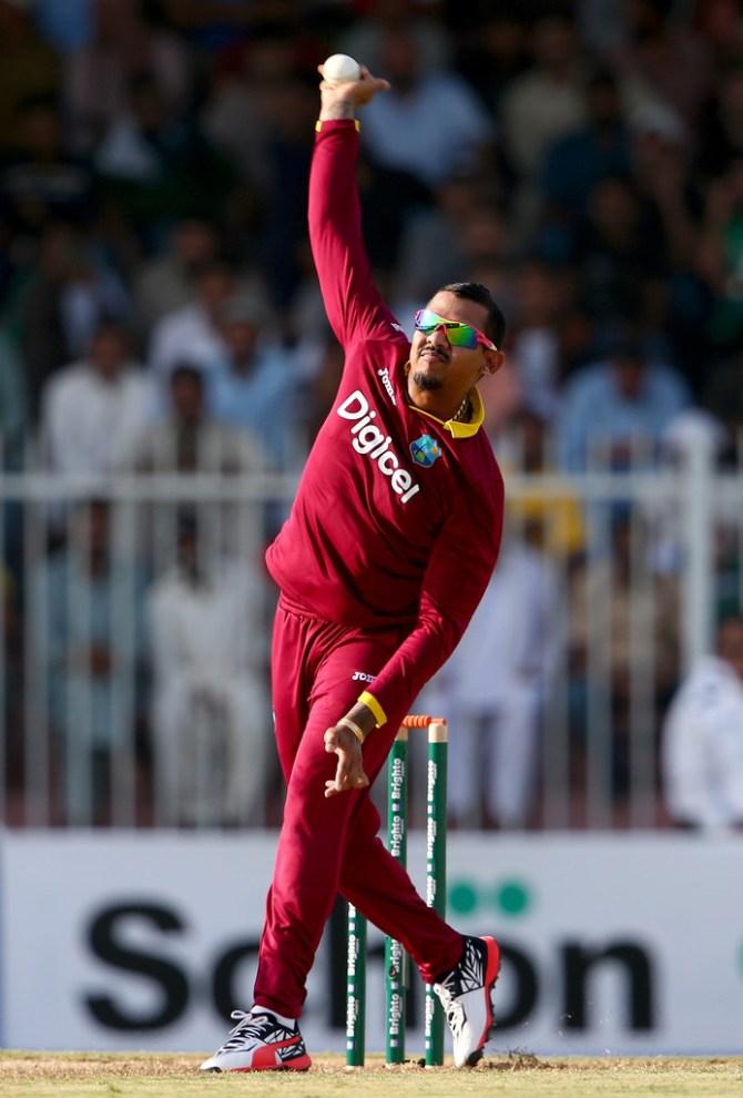 Sunil Narine West Indies international comeback ODI 2019 World Cup cricket