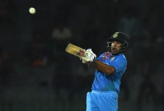 Shikhar Dhawan 55 India Bangladesh 2nd Match Nidahas Trophy cricket